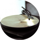 A Tree Ring Turntable